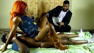 Domestique nigerianne