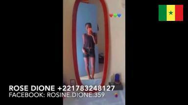 Tanzania girl masturbating